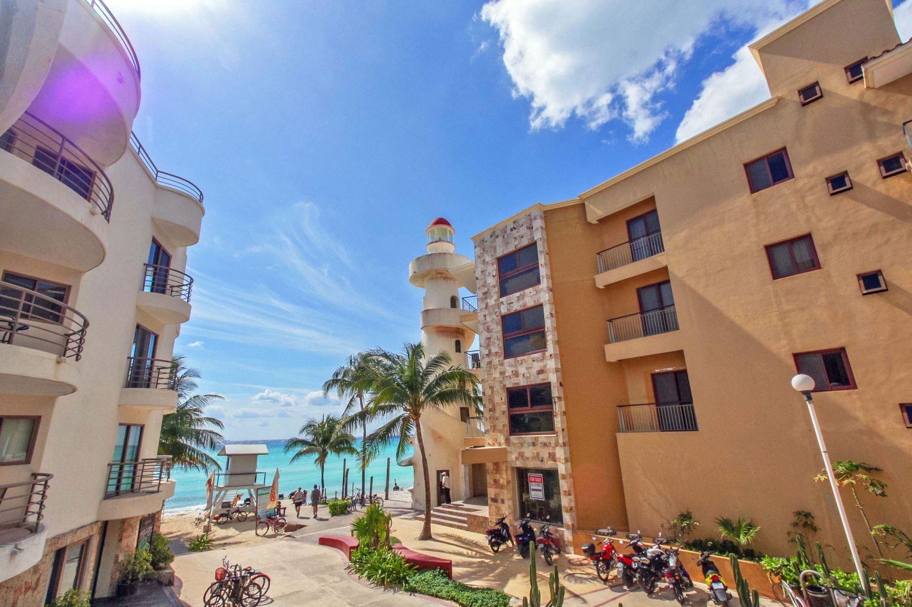 Corto Maltes 103 Playa del Carmen Condo Home For Sale Real Estate to Buy