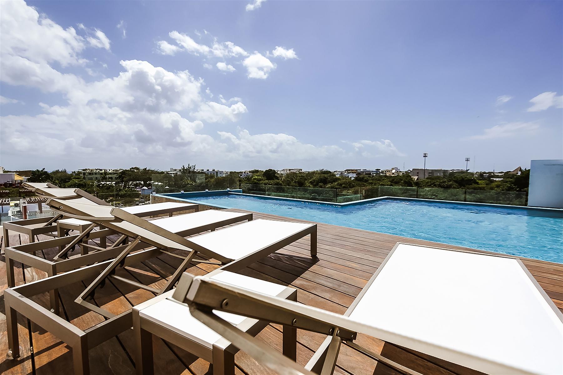 Calle 38 Condos Playa del Carmen Condo Home For Sale Real Estate to Buy