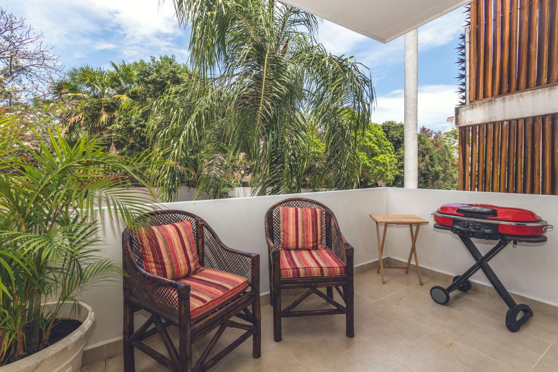 Capri 1C Playa del Carmen Condo Home For Sale Real Estate to Buy