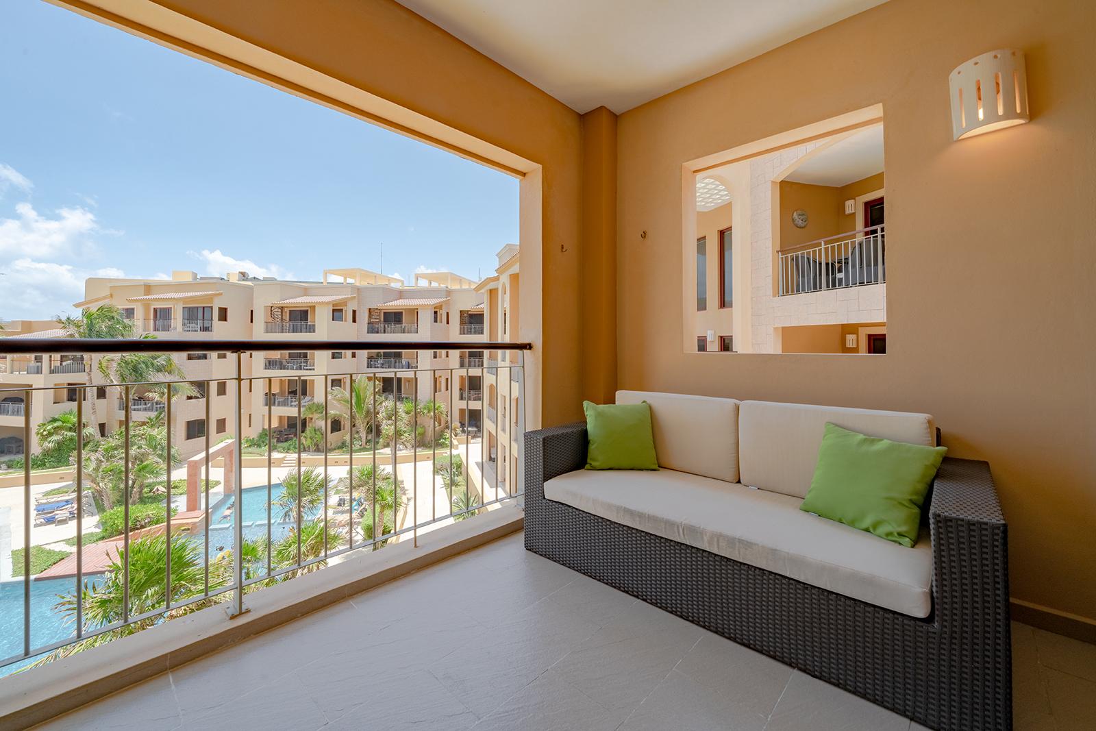 Condo El Faro Surf 301 Playa del Carmen Condo Home For Sale Real Estate to Buy