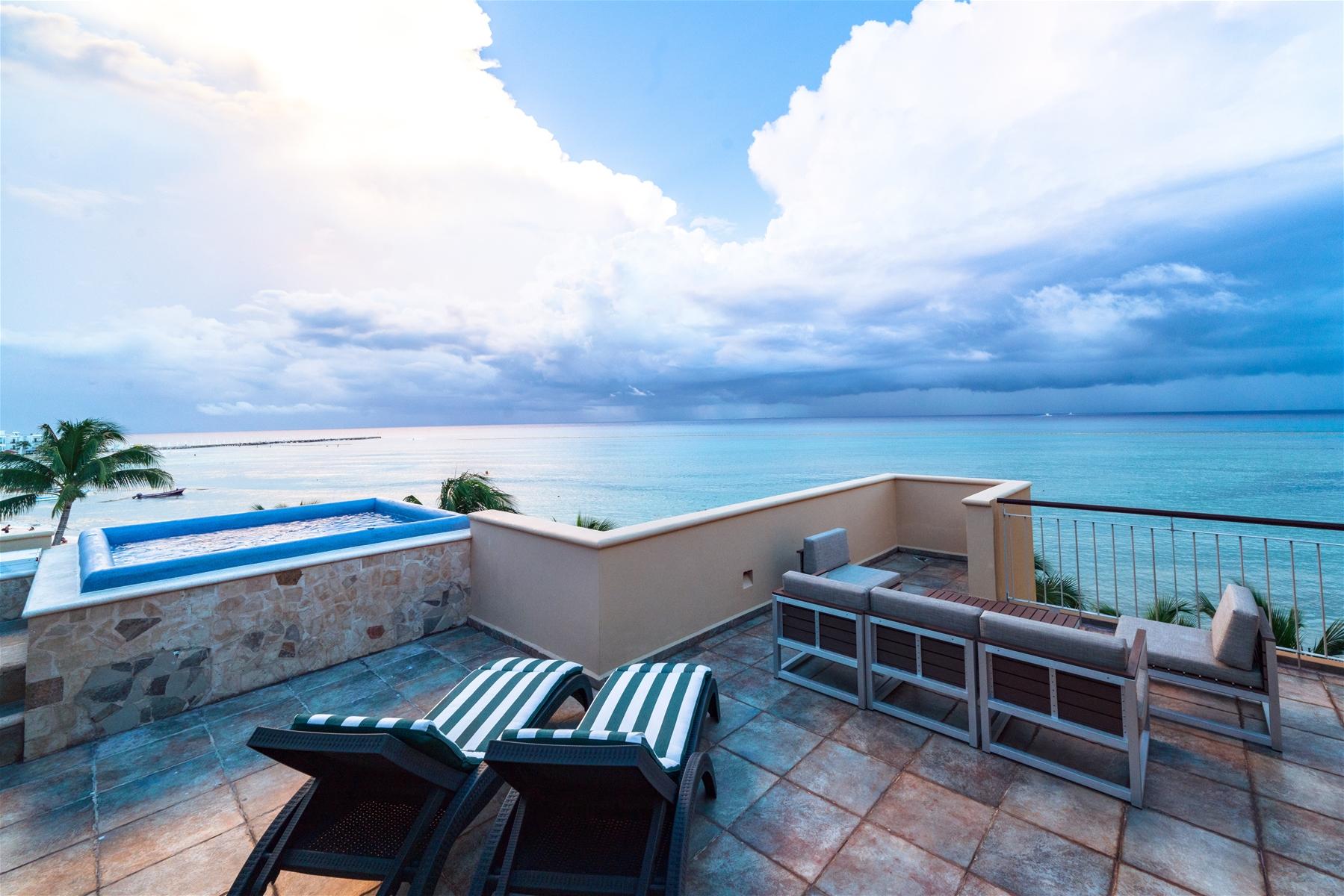 El Faro Reef 401 Playa del Carmen Condo Home For Sale Real Estate to Buy