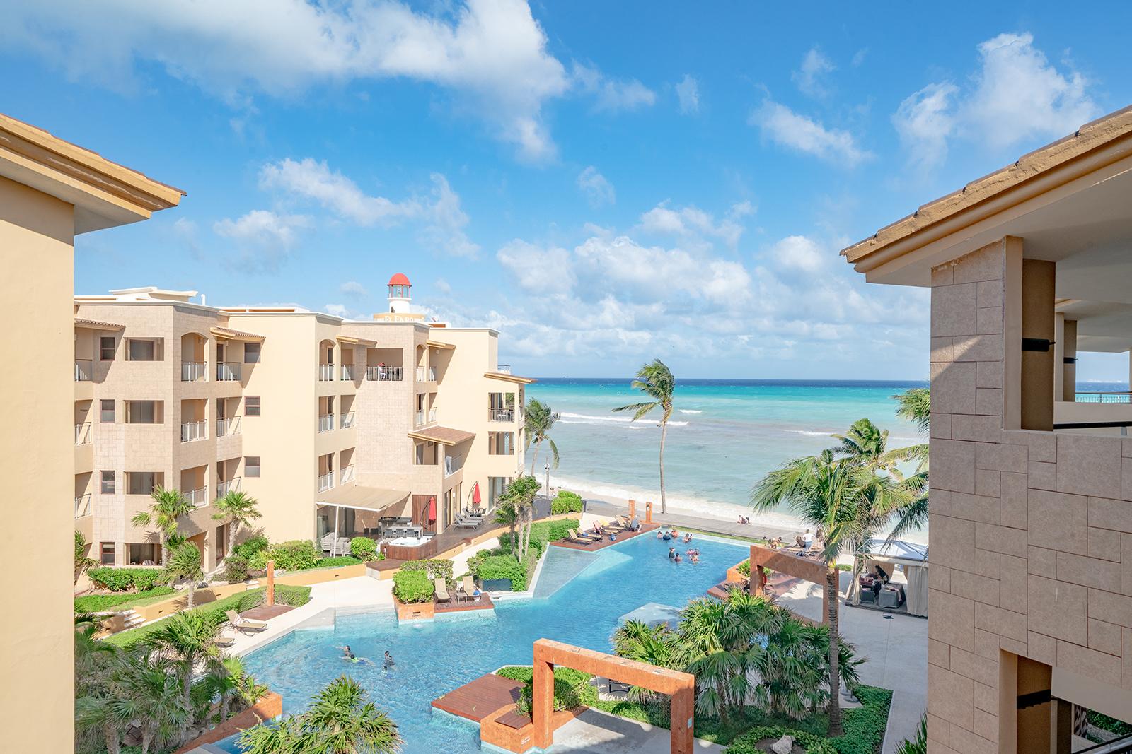 Penthouse El Faro Reef 404 Playa del Carmen Condo Home For Sale Real Estate to Buy