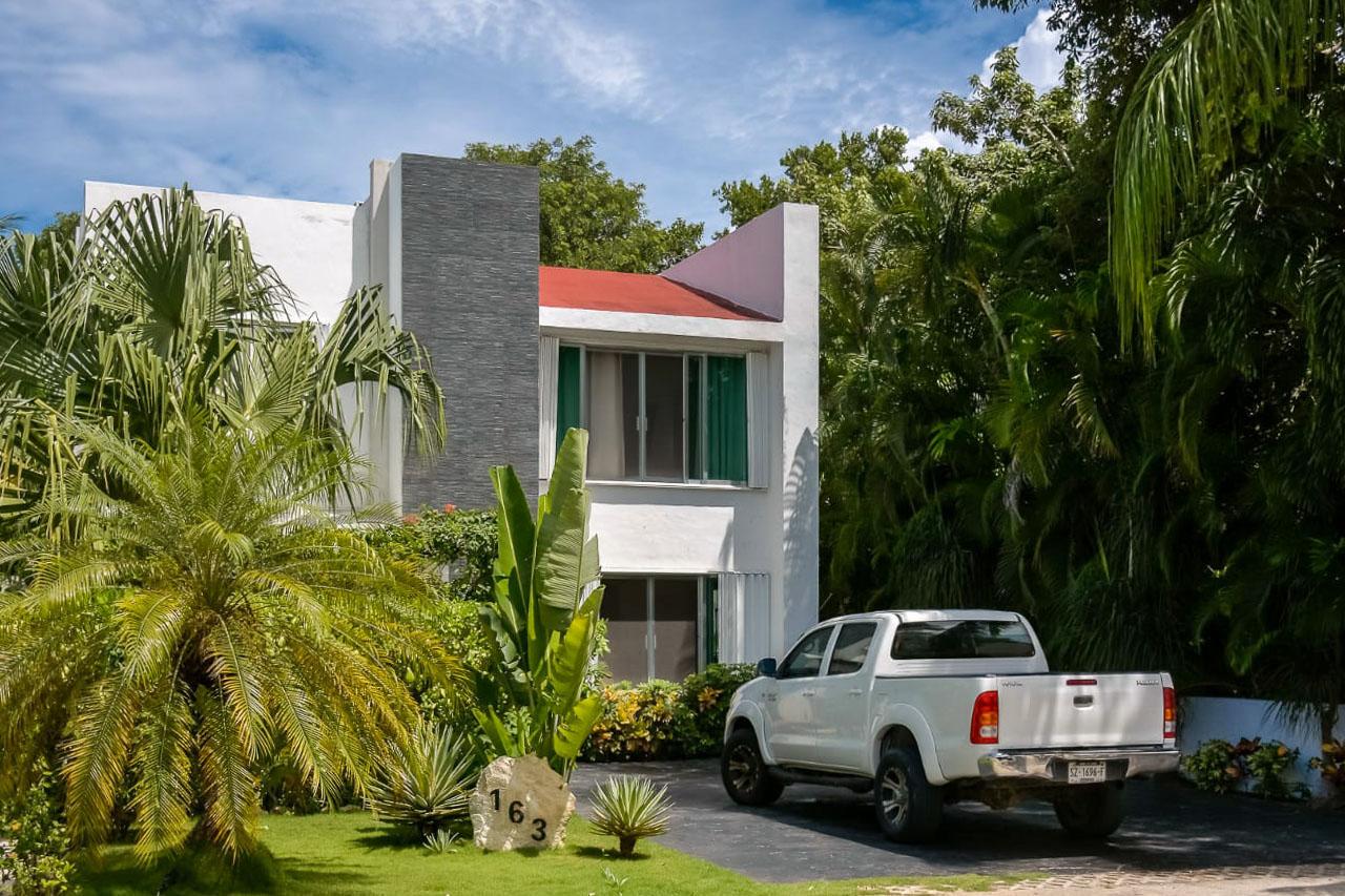 Casa Dragon Playa del Carmen Condo Home For Sale Real Estate to Buy