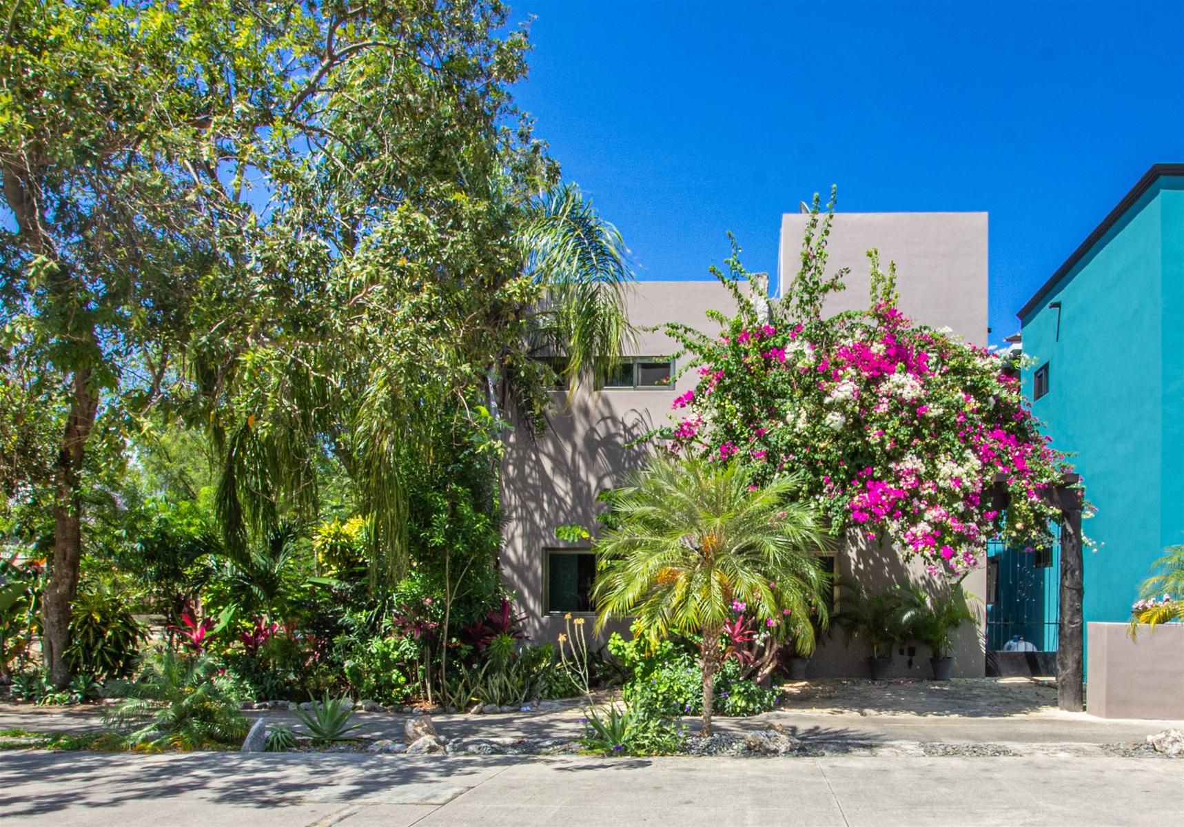 Hacienda del Rio 13 El Cielo Playa del Carmen Villa Home For Sale Real Estate to Buy