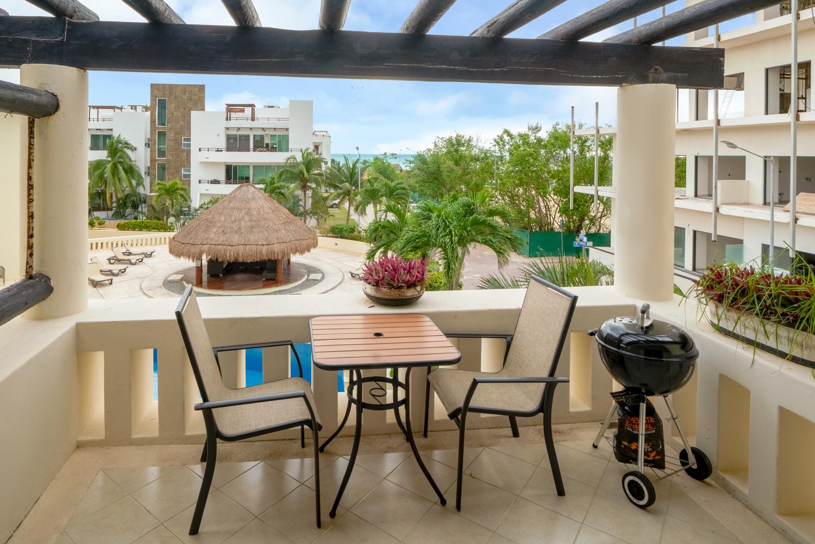 Condo Luna Maya Sol 6 Playa del Carmen Condo Home For Sale Real Estate to Buy