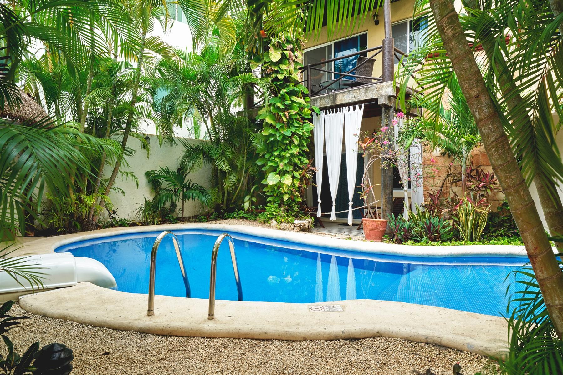 The Magic Paradise Community Swimming Pool
