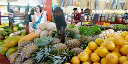 DAC Fruit and Vegetable Market