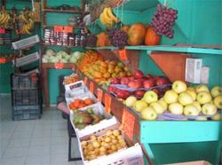 Esmeraldas Fruit and Vegetable Market